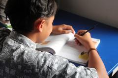 belajar di asrama