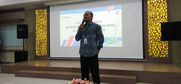 Siswa Al Bayan Anyer Kunjungan Industri ke PLTU Indonesia Power
