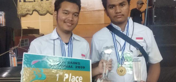 Juara PSN 2019, Saddam dan Hannan Buat Bangga Al Bayan Anyer