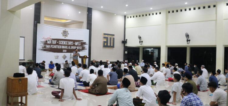 New Ma'ruf 2020, Menata Kehidupan Baru di Al Bayan Anyer